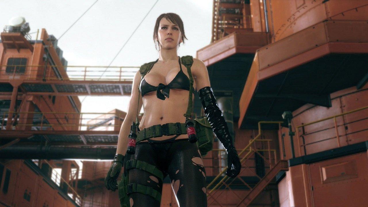 Metal Gear Solid 5 Quiet