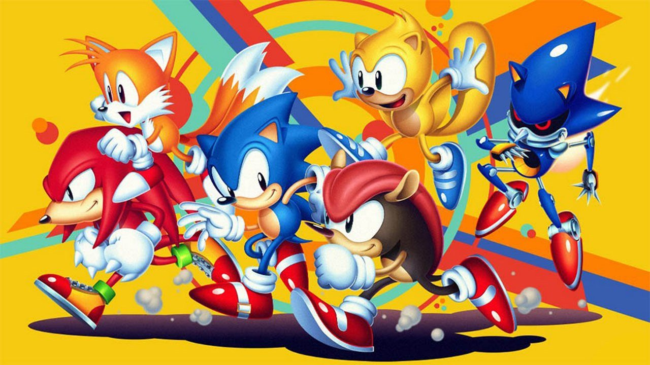 Sonic Mania Plus Switch Review - Attack of the Fanboy