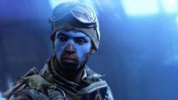 Battlefield Blue Face Soldier Customization