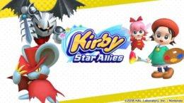 Kirby Star Allies update 2