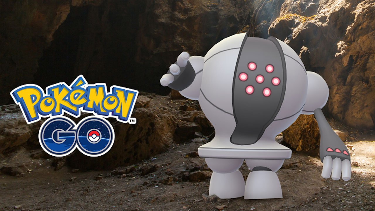 Pokémon Go Registeel