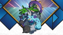 Pokémon Tornadus and Thundurus event