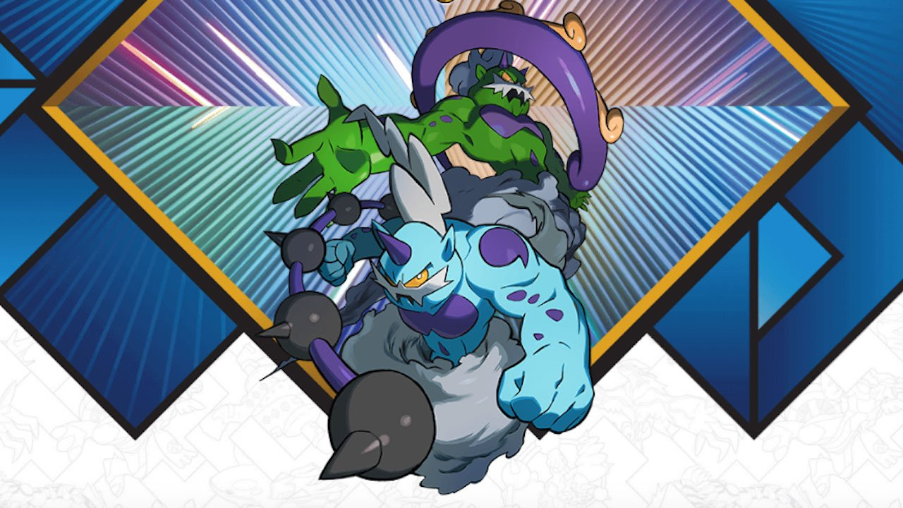 Tornadus therian forme giveaways