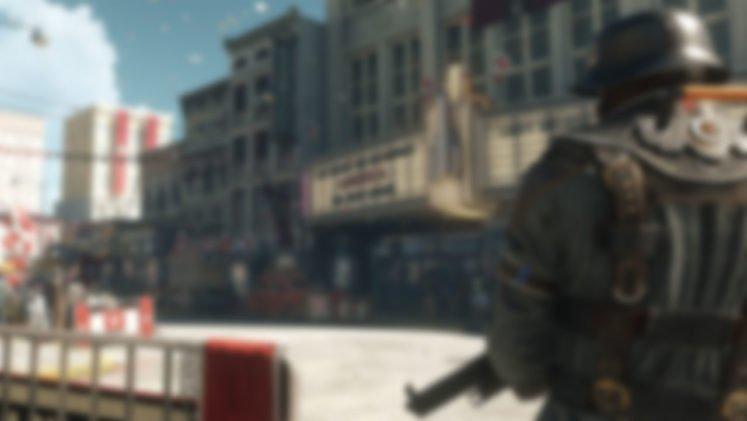 Wolfenstein 2 Blur