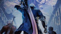 Devil May Cry 5 Nero Dante