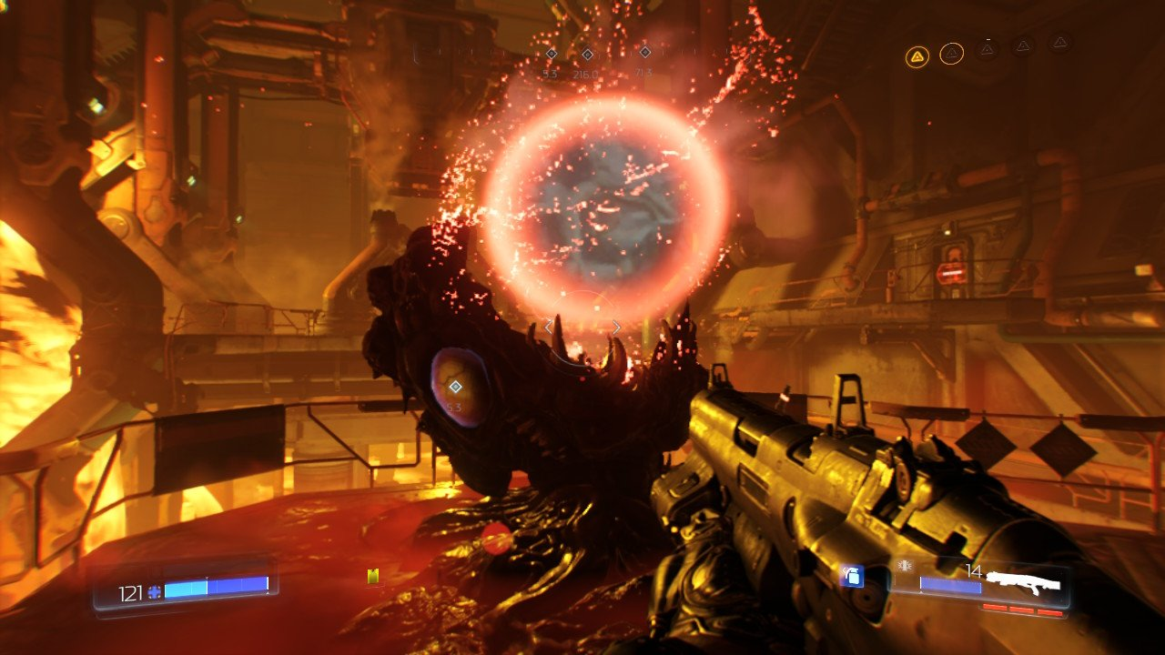 Doom Eternal is being built with Switch in mind - Attack of