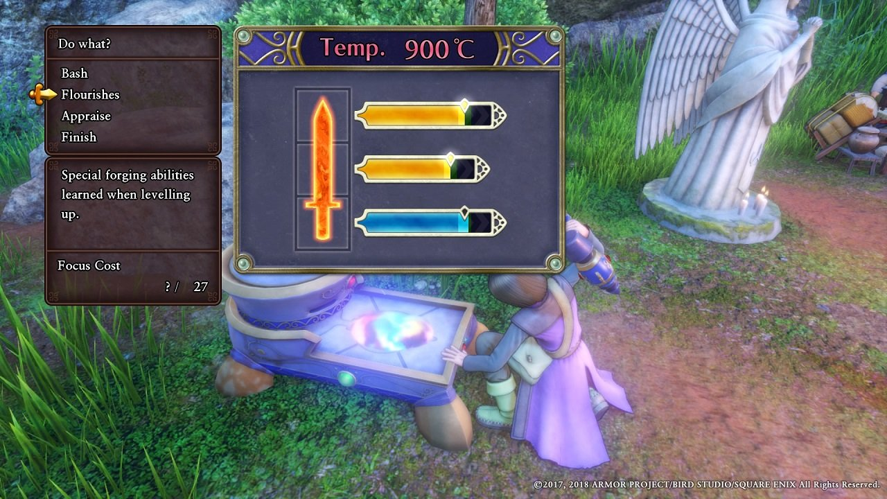 Dragon Quest 11 Guide: How To Use The Fun-Size Forge | Attack of the