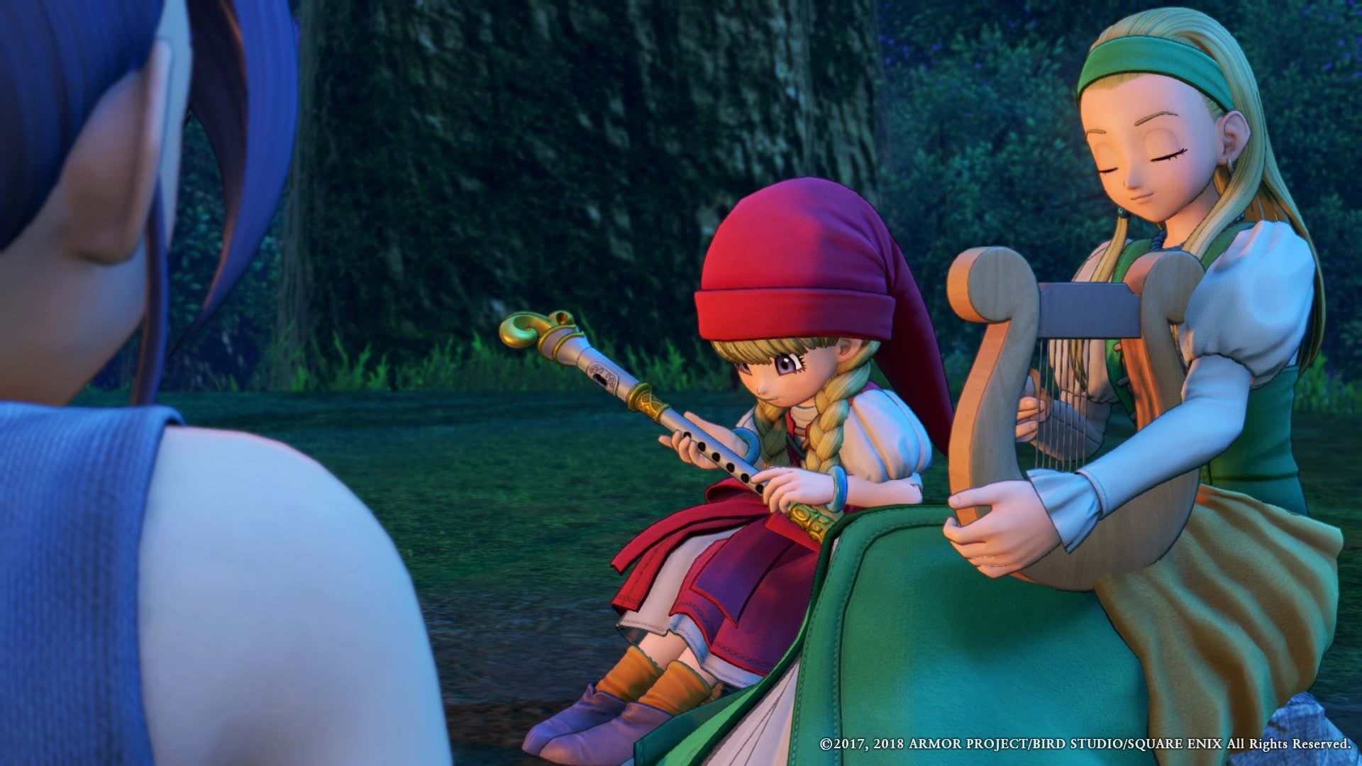 Dragon Quest Xi Mod Fixes One Of The Game S Only Weaknesses Attack