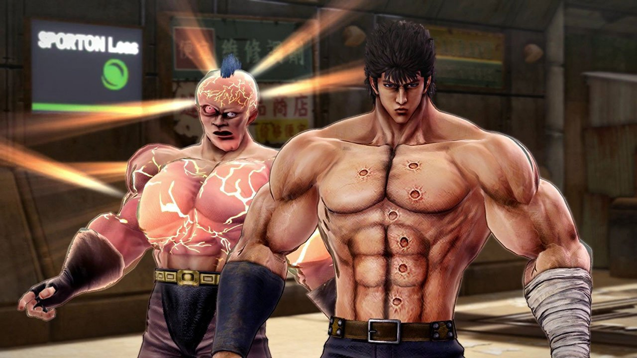 Fist-of-the-North-Star-Lost-Paradise-Kenshiro