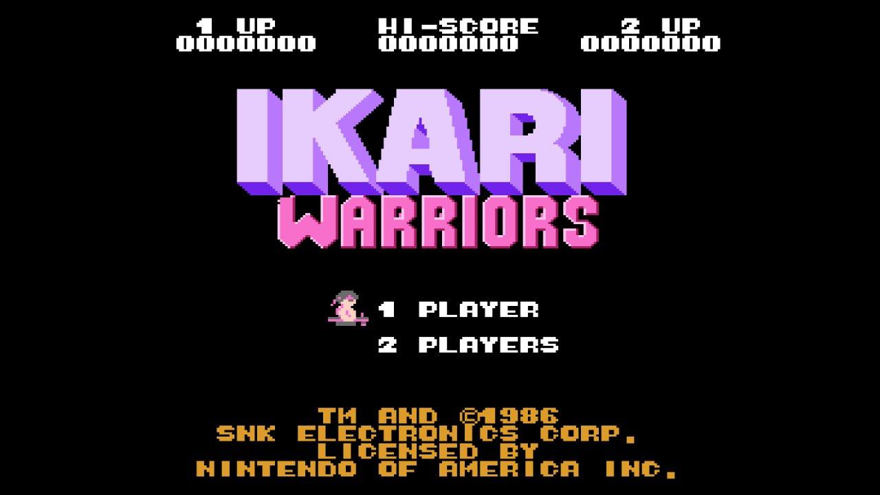 Ikari-Warriors-SNK-40th