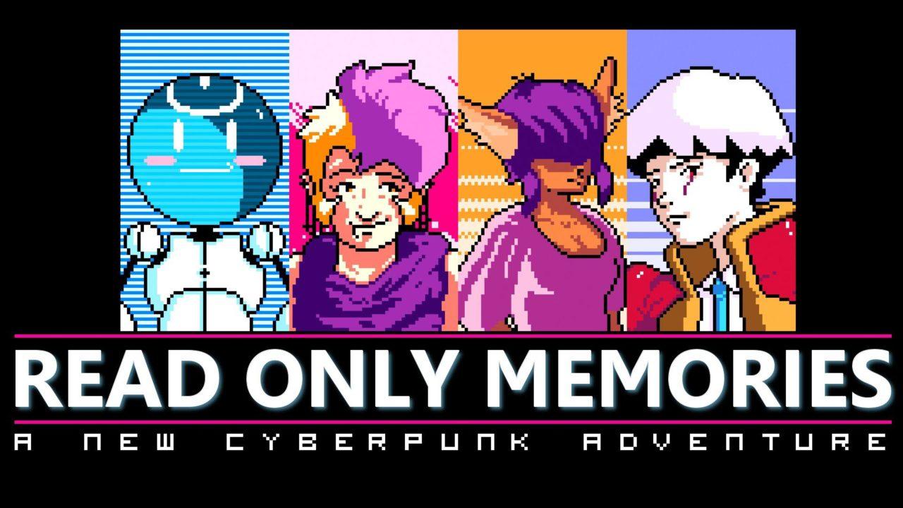 Read Only Memories 2 e1534084933448 - I saldi di Steam, su giochi a tema LGBTQ, in onore del Coming Out Day