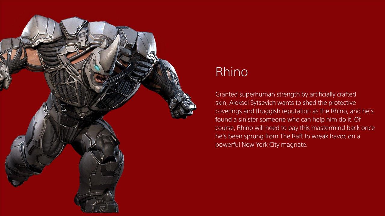Spider-Man-Rhino