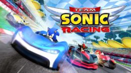Sonic and Knuckles racing