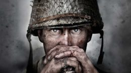 Call of Duty WW2 Soldier