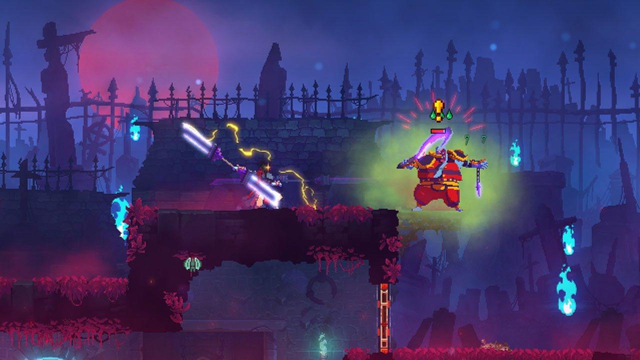 dead-cells-combat