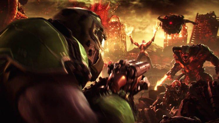 Doom Eternal CG Screencap