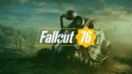 Fallout 76 Logo Green