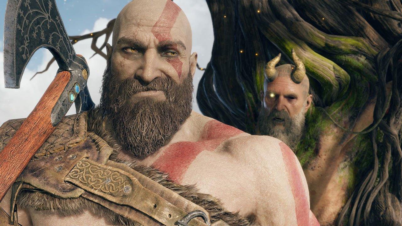 God of War Kratos Photo Mode