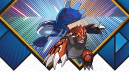 Kyogre and Groudon event