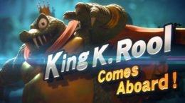 Smash Bros King K Rool