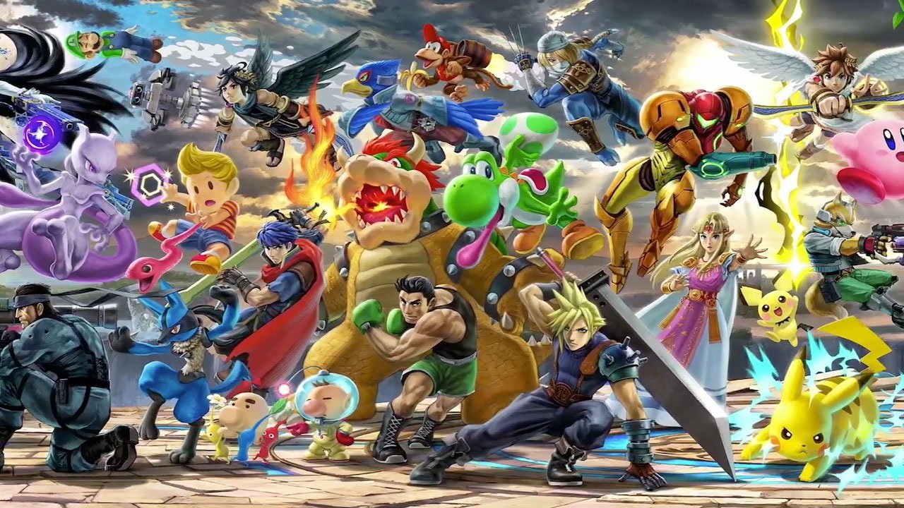 Possible Super Smash Bros  Ultimate Characters - Revisited