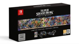 Super Smash Bros Ultimate Limited Edition