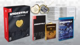Undertale Switch Collector's Edition