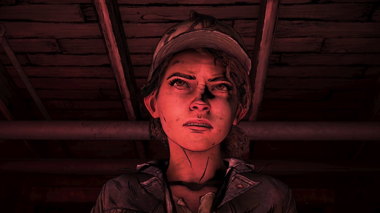 The Walking Dead: The Final Season better than A New Frontier