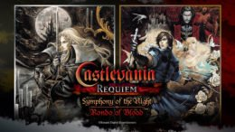 Castlevania Requiem Announcement
