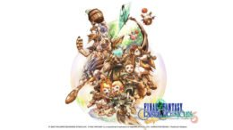 Final Fantasy Crystal Chronicles characters