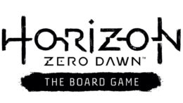 Horizon Zero Dawn The Board Game Title