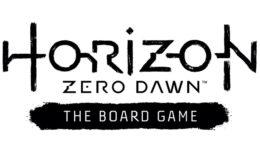 Horizon Zero Dawn The Board Game Title