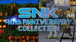 SNK 40th Anniversary SS-DI