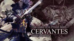SoulCalibur 6 Cervantes