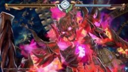 SoulCalibur 6 Inferno