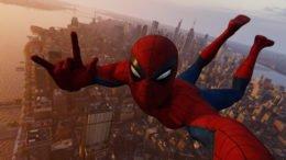 Spider Man Selfie