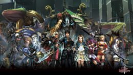 The Last Remnant characters