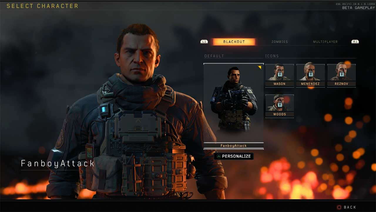 Call Of Duty Blackout Battle Royale How To Change Characters