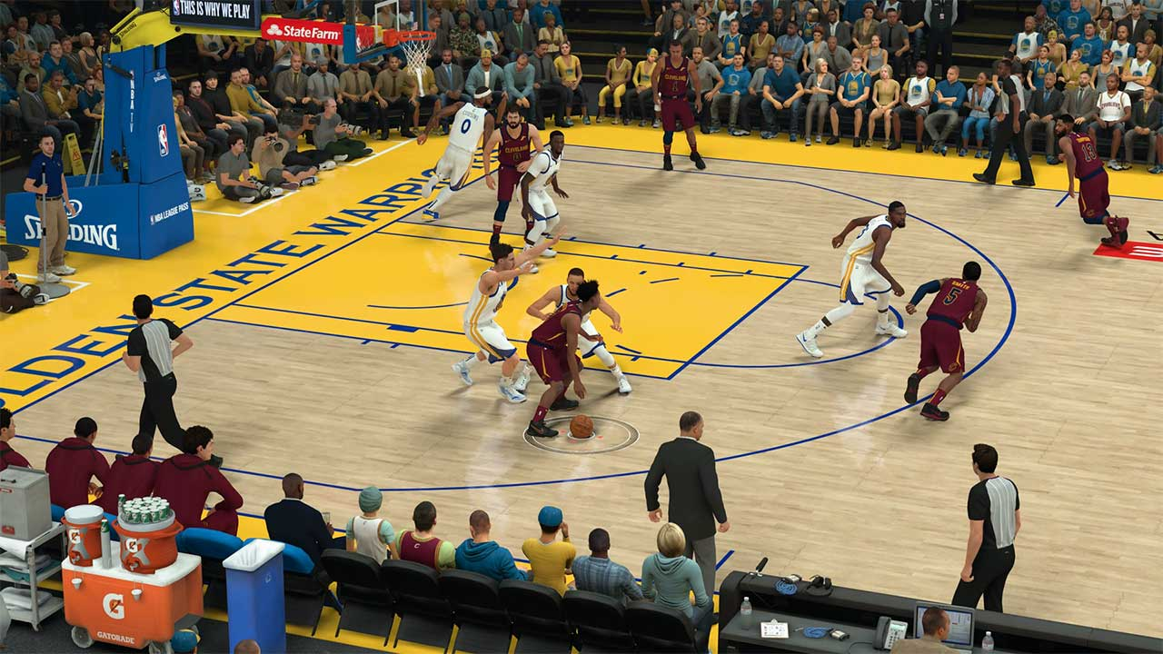 NBA 2K19 Post Moves - Attack of the Fanboy