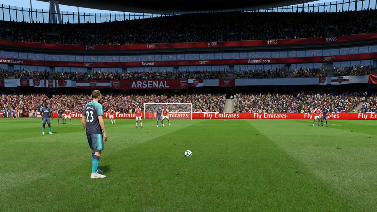 Image result for fifa 19 free kicks