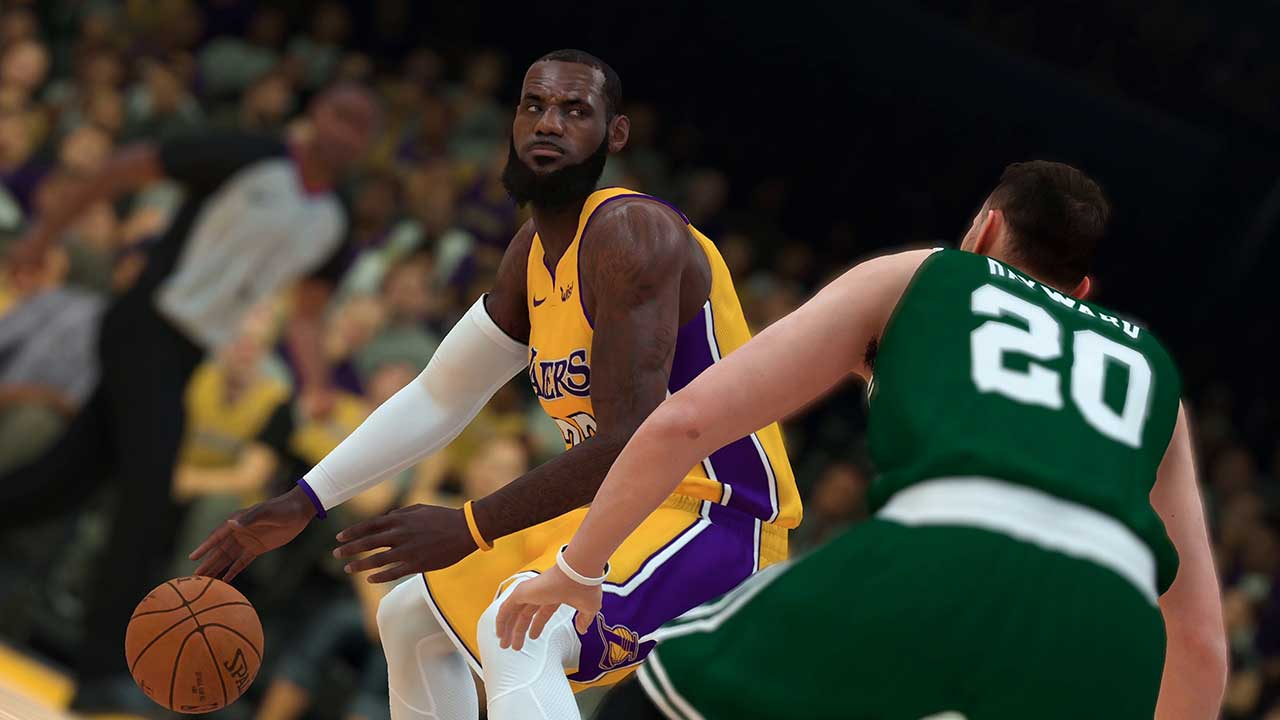 NBA 2K19 Review - Attack of the Fanboy