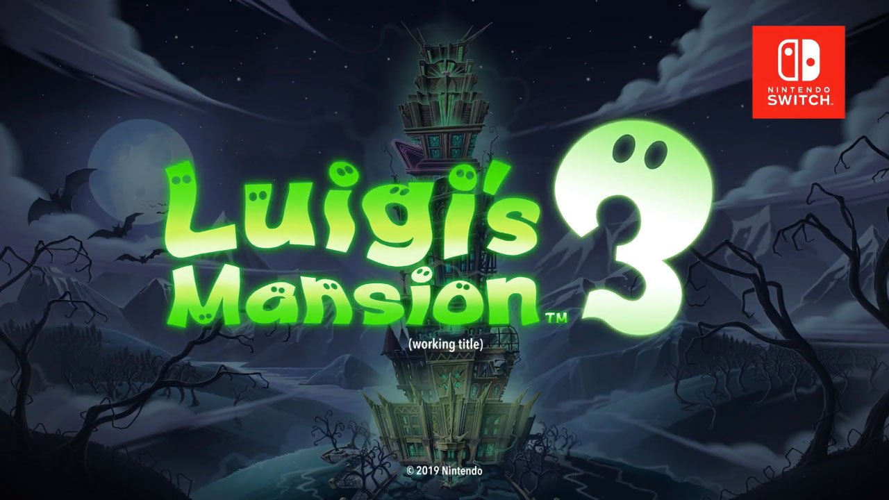 Image result for luigi mansion