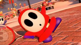 Mario Tennis Aces Shy Guy