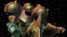 Metroid Prime Samus
