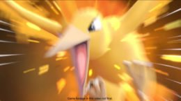 Pokémon Let's Go Moltres