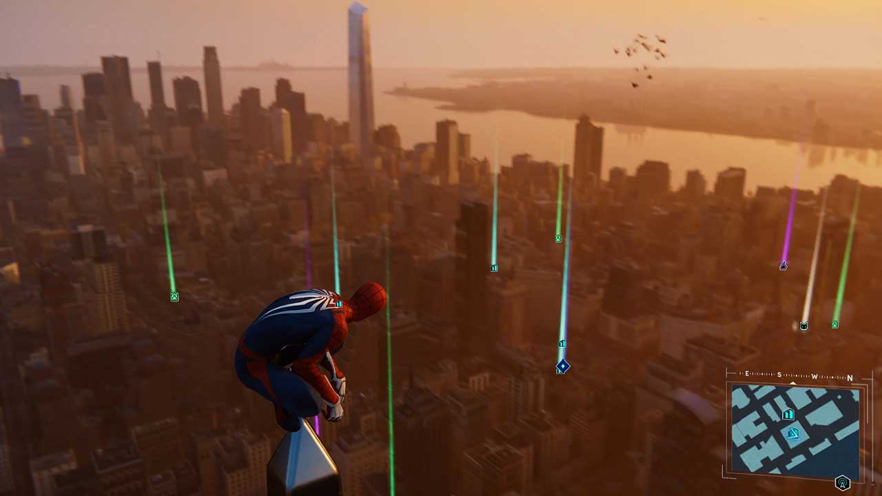 Marvel's Spider-Man PS4 Review - Attack of the Fanboy