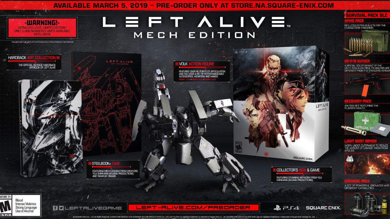 Left-Alive-Mech-Edition