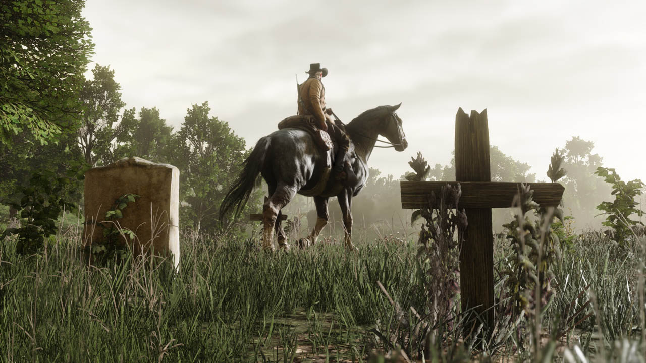 Red Dead Redemption 2 How to Revive Horse - Attack of the Fanboy