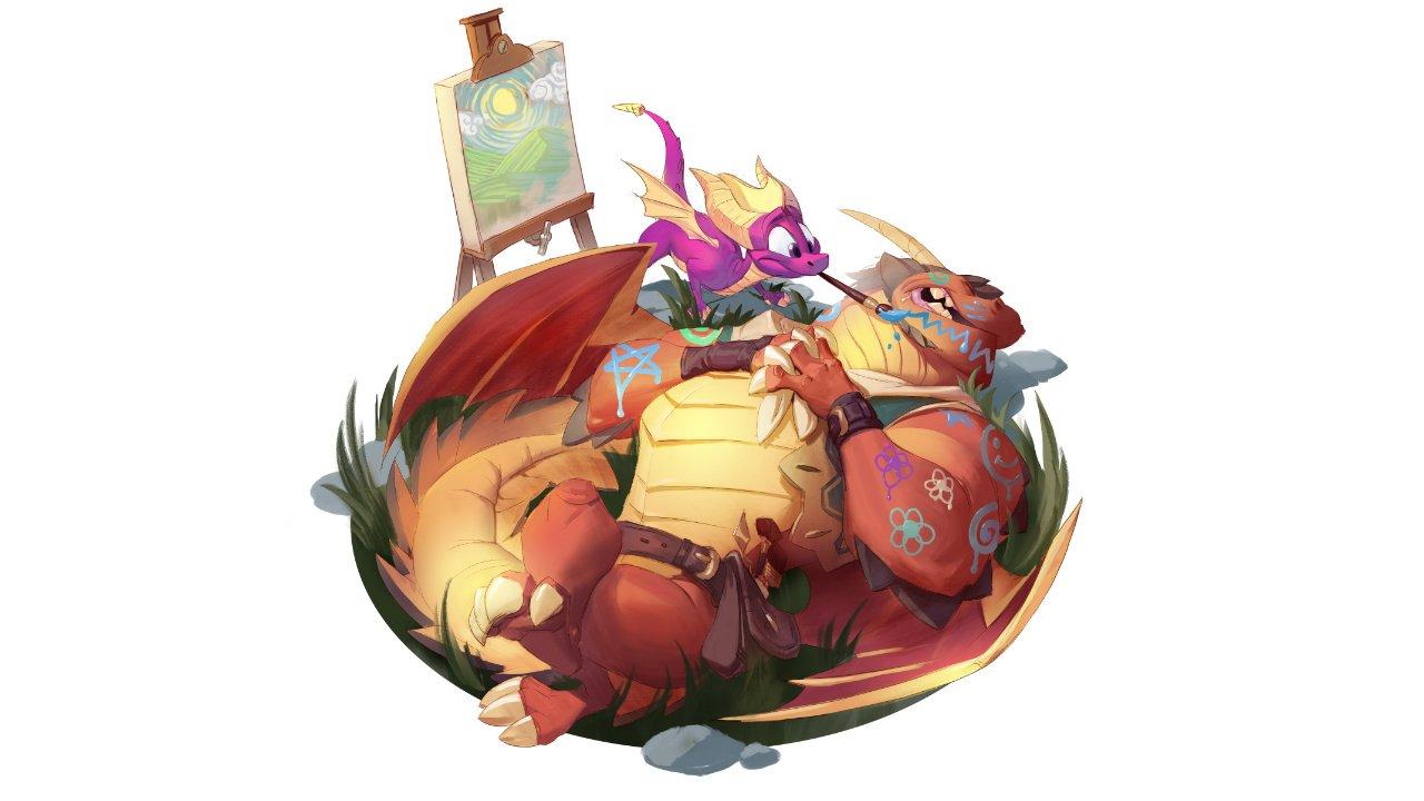 Spyro-Reignited-Trilogy-Deblin-Concept-Art