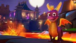 Spyro Reignited Trilogy - Fireworks Factory